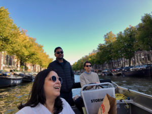 Rent a boat in Amsterdam