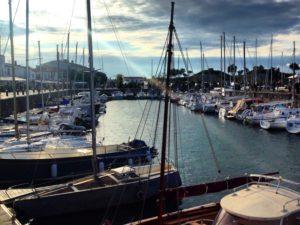 Ré island - Port of Saint-Martin